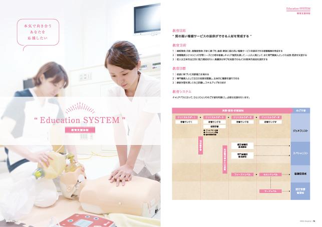 採用ツールデザイン制作実績/病院・医院・大学病院関連