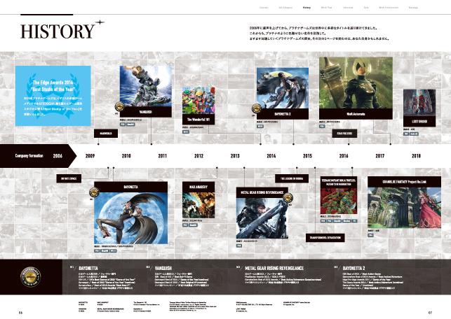 リクルーティングパンフレットデザイン実績/FPSゲーム・エンターテイメント関連