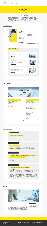 新日本有限責任監査法人・会計・税務・専門コンサルティングサービスウェブデザイン実績2p