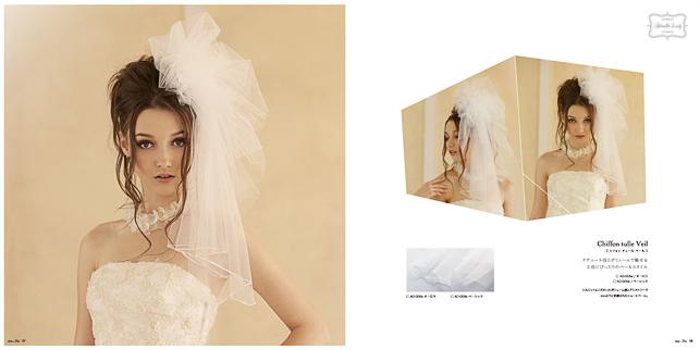 美容室・ヘアメイク・ヘアアクセサリー・パンフレット・ブランドブックデザイン3P実績