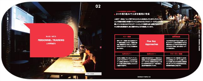 CG制作・アプリ開発関連・デジタルコンテンツ制作関連企業会社案内デザイン制作実績5p