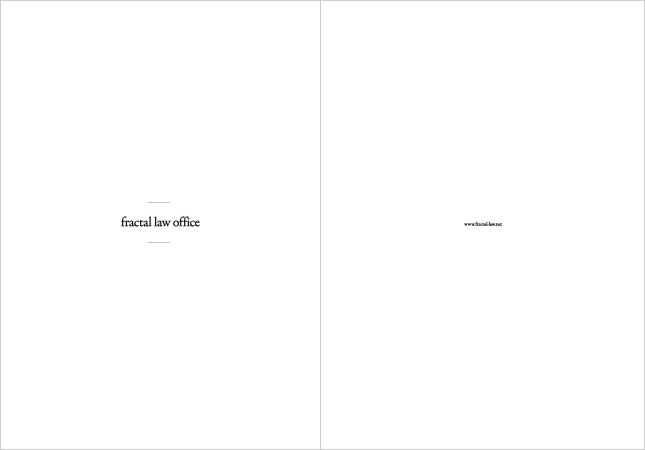 法律事務所・士業・弁護士事務所・コンサルタント関連/パンフレットデザイン・会社案内デザイン