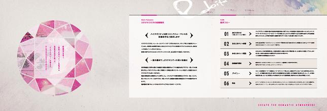 撮影スタジオ・結婚式映像制作・セレモニー動画撮影サービス